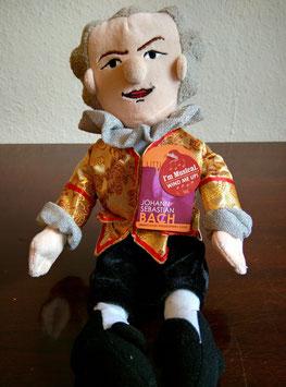 Bach Puppe mit Spieluhr