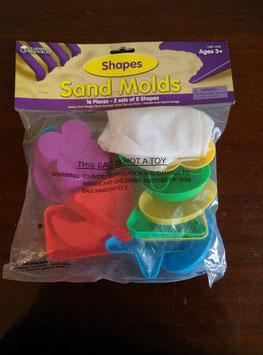 Geometrische Sandformen