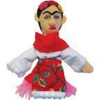Frida Kahlo Fingerpuppe