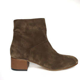 Ankle Bootie taupe