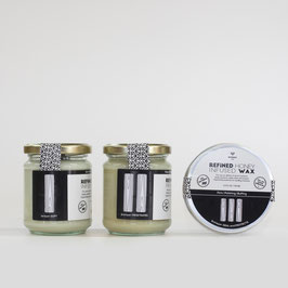 Woodworking wax, 3 piece set