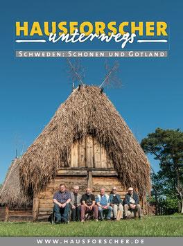 HAUSFORSCHER UNTERWEGS in Schweden 2014: Schonen und Gotland