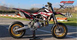 Dekor Pitbike Ayrton Xtrema 155cc / 160cc / 190cc - aktuelles Modell