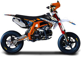 Dekor Pitbike Dream Speed 155cc / 160cc / 190cc - aktuelles Modell