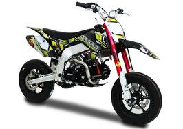 Dekor Pitbike Dream Shiver 155cc / 160cc / 190cc - aktuelles Modell