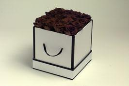 Rosenbox mit 16 Rosen