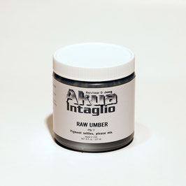 AKUA-Intaglio Raw Umber 237 ml