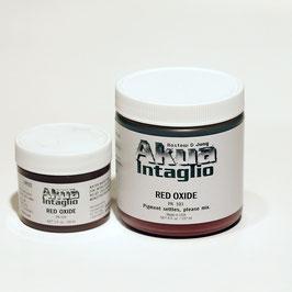AKUA-Intaglio Red Oxide
