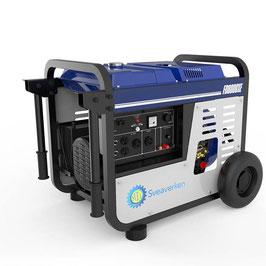 ディーゼルエンジン発電機6KW50Aモデル(50Hz/60Hz用)