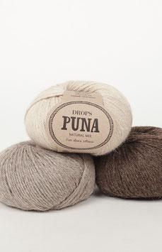 DROPS Puna - weiches reines Alpaca
