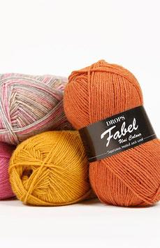 DROPS Fabel - Superwash behandelte Sockenwolle
