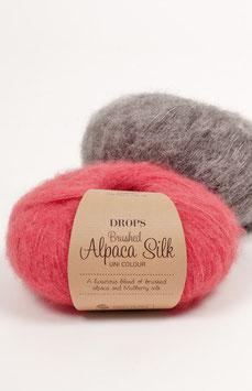 Brushed Alpaca Silk - eine luxuriöse Mischung aus Alpaca und Maulbeerseide