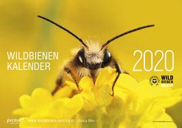 WILDBIENEN-KALENDER 2020