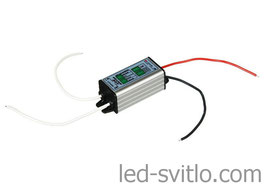 Драйвер для светодиодов 8-12*1Вт IP67
