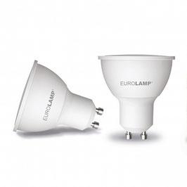 Лампа светодиодная Eurolamp 5Вт GU10