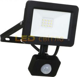 Прожектор 10Вт с датчиком движения