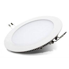 Светильник светодиодный встраиваемый 24Вт Круглый