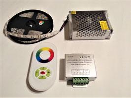 Набор светодиодной ленты RGB 20м №7