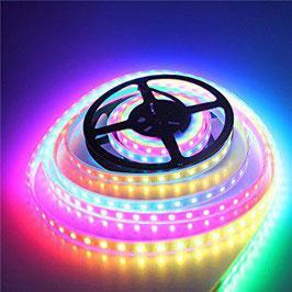 """Светодиодная лента пиксельная """"Digital RGB"""" SMD 5050 60 LED/m, RGB 1LED IP65(герметичная)"""
