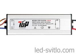 Драйвер для прожектора 1*80Вт IP67
