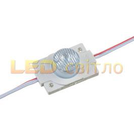 Светодиодный инжекторный модуль SMD3030 1,5Вт 1Led IP67