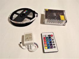 Набор светодиодной ленты RGB 5м №1