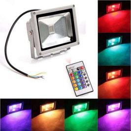 Прожектор RGB 30Вт
