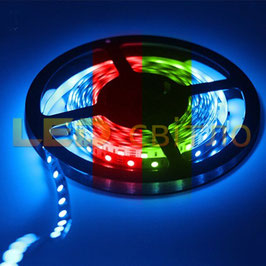 Светодиодная лента RGB SMD 5050 60led/m IP20(без силикона) Премиум
