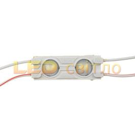 Светодиодный модуль SMD5730 2LED IP67