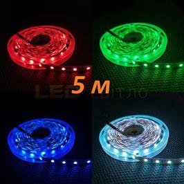 Набор светодиодной ленты RGB 24в 5м