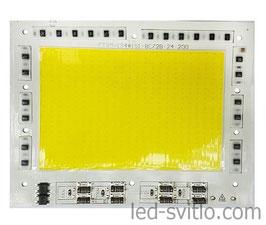 Светодиодная матрица 220В 100Вт