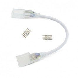 Коннектор кабель + 2 разъема для светодиодного неона RGB