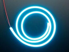Светодиодный гибкий неон 12В RGB 8*16мм