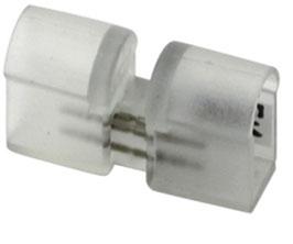Коннектор для светодиодного неона 8*16мм