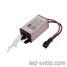 Драйвер для светодиодов 4-7*1Вт IP67