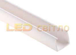 Пластиковый профиль для неона 8*16мм 1м