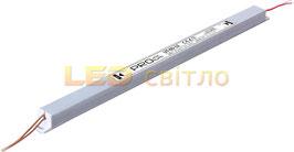 Блок питания 12В 5А 60Вт Slim IP43 Премиум