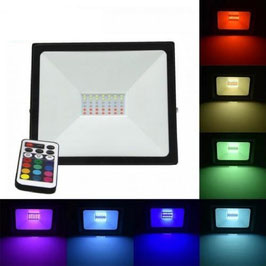 Прожектор RGB SMD 10Вт