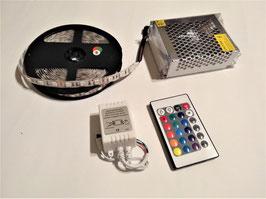 Набор светодиодной ленты RGB 5м №2