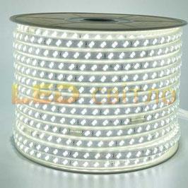Светодиодная лента 220В SMD 5730 120 диодов на метр IP67