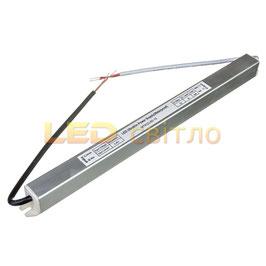 Блок питания 12В 5А 60Вт Slim IP67