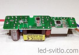 Драйвер для светодиодов 24-36*1Вт 220В Бескорпусный