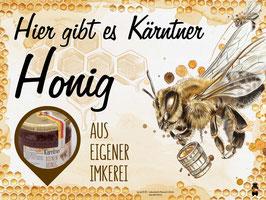 """Hoftafel für Imker """"neutral"""""""