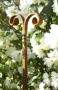 Gartenstab Doppelschläufli
