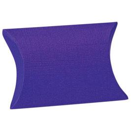 Kissen Geschenkschachtel lila (Pillow Box)