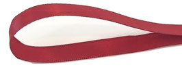 Satinband ruby 10mm - 5 Meter