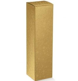 Flaschenverpackung Magnum gold