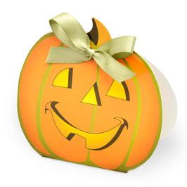 """Halloween Box """"Kürbis"""" - 5 Stück"""