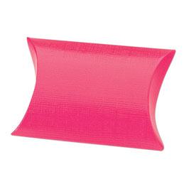 Kissen Geschenkschachtel pink (Pillow Box), 10 Stück