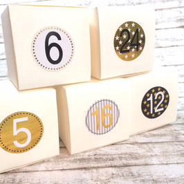 Adventskalender-Set 5